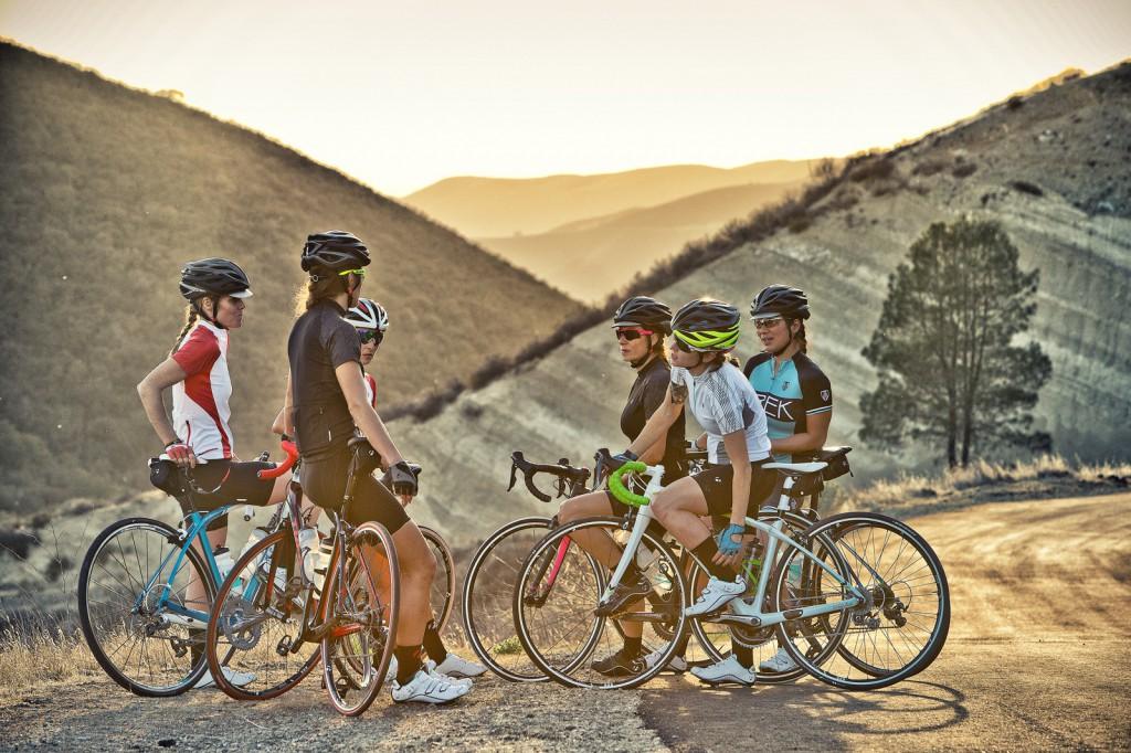 Trek Travel women's bike tours in Solvang, CA